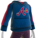 Atlanta Braves Hooded Sweatshirt