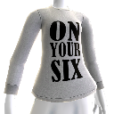"""On Your Six"" T-Shirt"