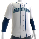 2016 Mariners Home Jersey