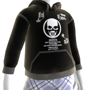 Ghost Hoodie