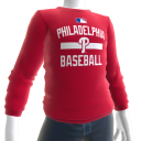 Phillies Longsleeve Tee
