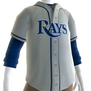 Tampa Bay Rays Road Jersey