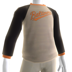 Baltimore Orioles Long Sleeve T-Shirt