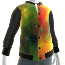 Rasta Galaxy Jacket