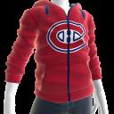 Canadiens Zip Hoodie
