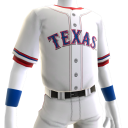 Texas Rangers Home Game Jersey