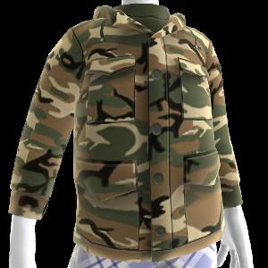 Veste de camouflage