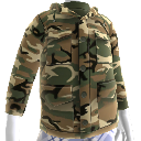 Camouflage Jacket 