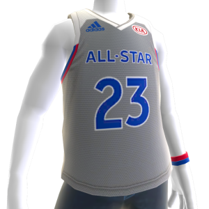 All-Star Game East James Jersey
