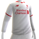 Liverpool Long Sleeve - Away