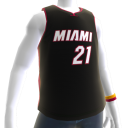 Heat Whiteside Jersey