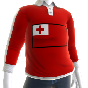 Tonga Rugby Jersey