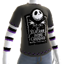 Maglietta logo di Nightmare Before Christmas
