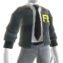 FBI-Jacke