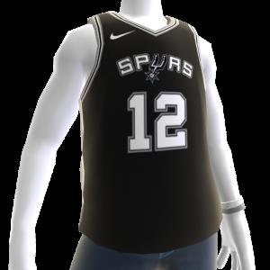 2018 Spurs Aldridge Jersey