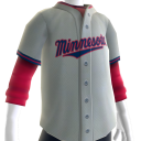 Minnesota Twins Road Jersey