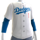 2017 Dodgers Home Jersey