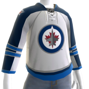 Winnipeg Jets Away Jersey