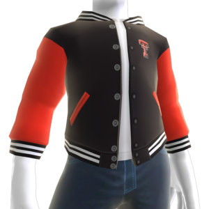 Texas Tech Varsity Jacket