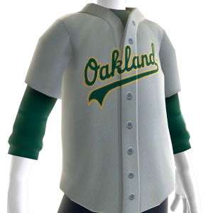 Oakland Athletics Road Jersey