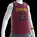2018 Cavaliers James Jersey