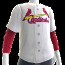 2016 Cardinals Home Jersey