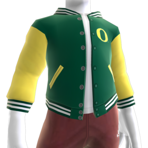 Oregon Varsity Jacket