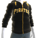Pirates Zip Hoodie