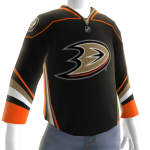 Anaheim Ducks Alternate Jersey