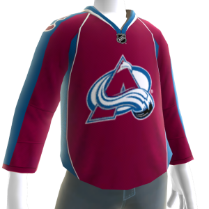 Avalanche 2017 Home Jersey