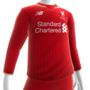 Liverpool Long Sleeve - Home