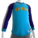 Camiseta de entrenamiento de New Orleans