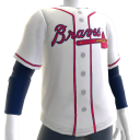 2016 Braves Home Jersey
