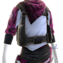 Battle Gear - Pink White