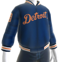 Detroit Manager's Jacket