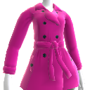 Pink Trenchcoat 