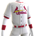 St. Louis Cardinals Home Game Jersey