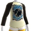 Psychedelic Raglan