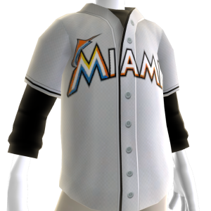 Miami Marlins Road Jersey