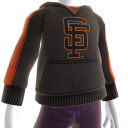 San Francisco Giants Hooded Sweatshirt