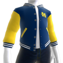 Michigan Varsity Jacket