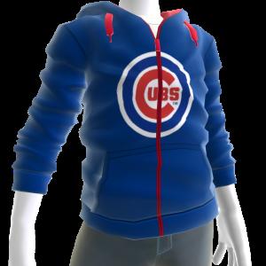 Cubs Zip Hoodie