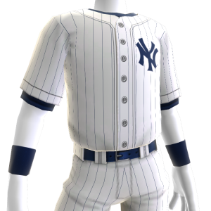 New York Yankees Home Game Jersey