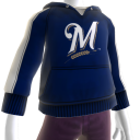 Milwaukee Brewers Hooded Sweatshirt