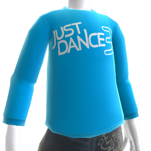 Maglietta di Just Dance 3