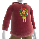 Winnie the Pooh Holiday Hoodie 