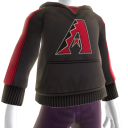 Arizona Diamondbacks Hooded Sweatshirt