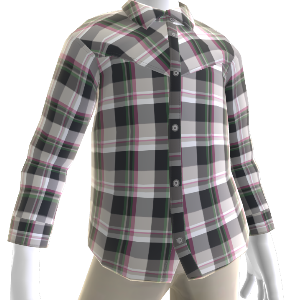 Street Check Shirt
