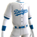 Los Angeles Dodgers Home Game Jersey