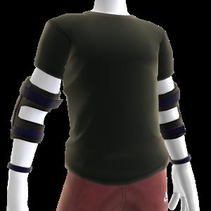 Skate Shirt and Pads